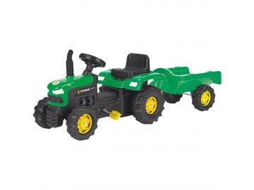Šlapací traktor Buddy Toys BPT 1012(1013)