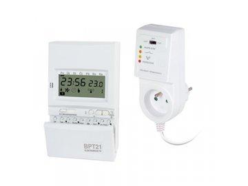 ELEKTROBOCK BPT21/BT21 bezdrátový termostat