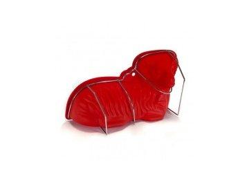 Forma beránek 31,5x15,8x9,5cm silikonový