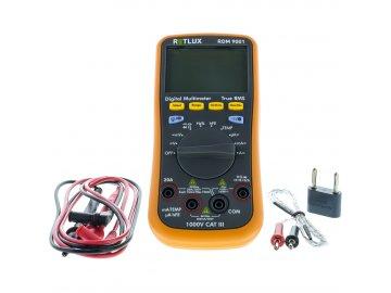 Multimetr RETLUX RDM 9001