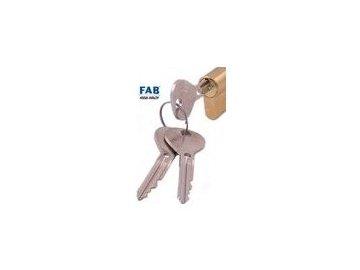 Klíč k vložkám FAB RSD