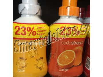 Sodastream sirup Orange 750ml
