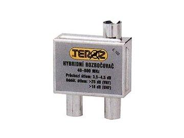 Anténní rozbočovač TEROZ T 102