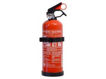 Hasicí přístroj práškový 1 kg (8A 34 B/C) ABC