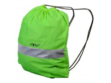 Batoh reflexní S.O.R. zelený