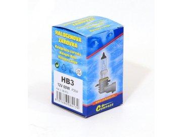 Žárovka 12V Compass HB3 60W P20d box