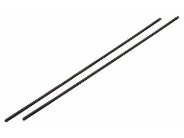 Guma stěrače 710 mm černá 2ks