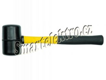 Palička gumová 55 mm rukojeť ze skleněných vláken