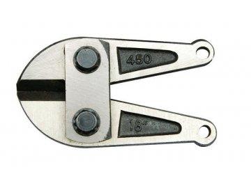 Náhradní čelisti 750 mm pro kleště štípací TO-49750