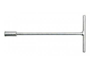 """Klíč nástrčný 10 mm typ """"T"""" 380 mm"""