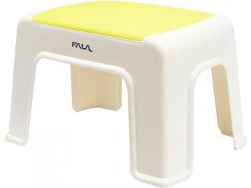 Plastová stolička 30x20x21cm zelená FALA