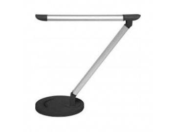 Dotyková stmívatelná stolní led lampa LTZ03 8W černostříbrná LTZ03-CR