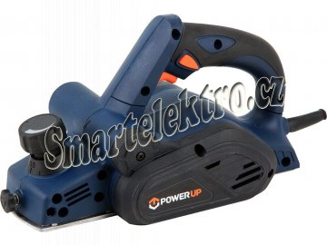Hoblík elektrický 710 W 16500 ot. 82 mm