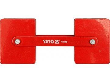 Držák magnetický ke svařování polohovací 2 x 22,5 kg