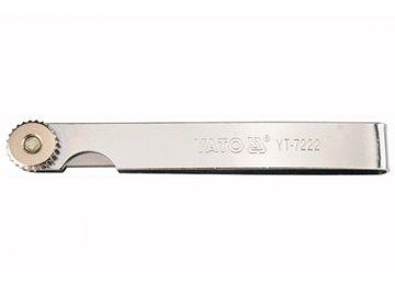 Měrka na spáry 100 x 10 mm 10 ks