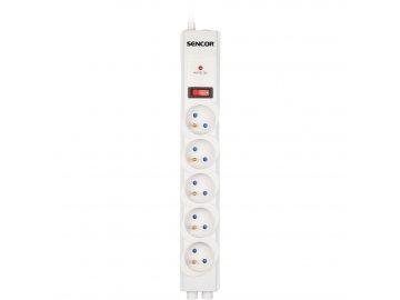 Sencor SSP 530 5 zásuvek