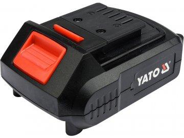 Baterie náhradní 18V Li-ion pro YT-82855