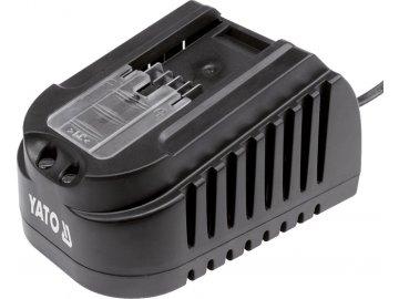Nabíječka na AKU baterie 18 V  pro YT-82855