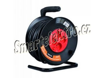 Prodlužovací kabel na bubnu 50m 4 zásuvky spc 51