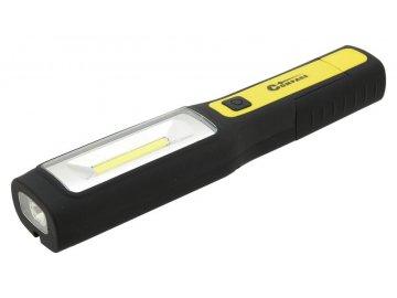 Svítilna montážní LED 120/300lm nabíjecí 08321
