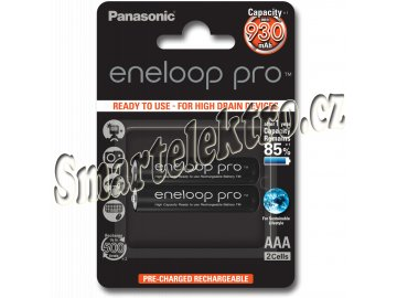 HR03 AAA 4HCDE/2BE ENELOOP PRO PANASONIC