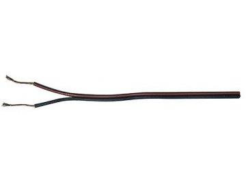 dvojlinka 2x0 35mm cerno ruda s8230