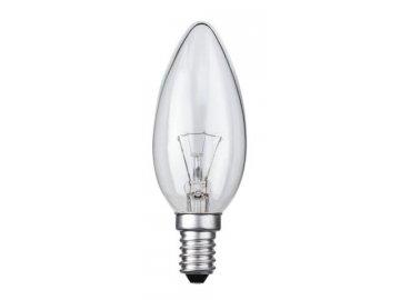 žárovka E14/60W svíčka