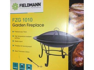 FZG 1010 Ohniště FIELDMANN  +ZDARMA chňapka+kartáč na čištění grilu+Distribuce CZ