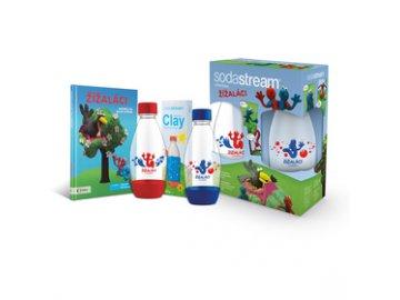 Dětský set Žížaláci 2 lahve + dárky SODA