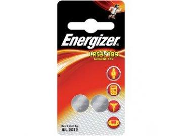 189/LR1130/V10GA 2BP Alk ENERGIZER