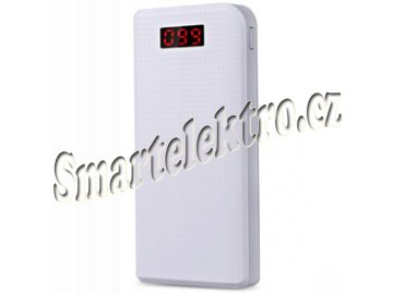 Power Bank 30000mAh Bílá REMAX