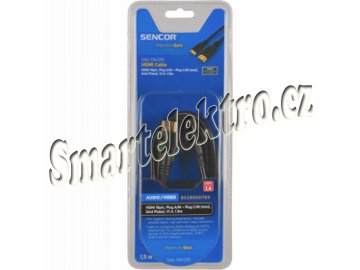 SAV 174-015 HDMI A-C mini V1.4 PG SENCOR