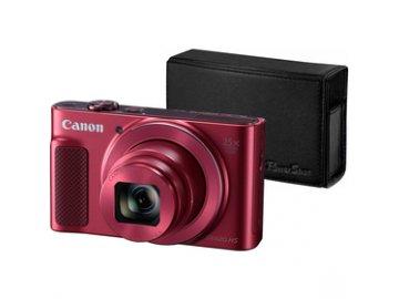 PS SX620 Red + pouzdro DCC 1500 CANON