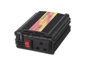 CARSPA 12V/230V+USB 200W měnič napětí