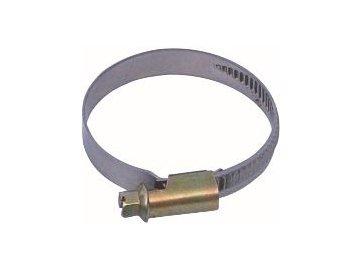 Spona hadicová 130-150 mm nerez/2 ks