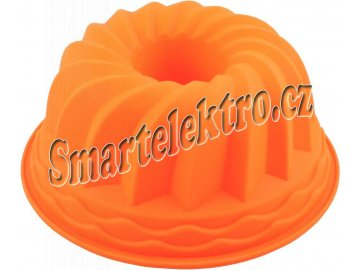 Forma bábovka 23x10 cm silikon