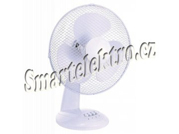 solight ventilator stolni 1s21 30cm bily