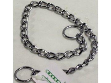 Řetěz - obojek stahovací 3,0mm/60cm