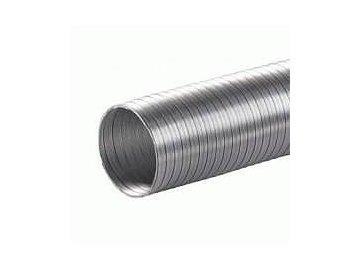 ohebne ventilacni alu potrubi 100 3m