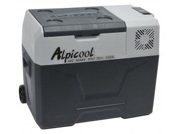 Compass Chladící box FREEZE kompresor 40l 230/24/12V -20°C
