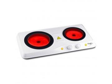 Sklokeramický vařič VIGAN SKV2B (SKV2B)