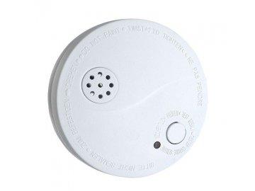 solight detektor koure alarm 85db bily 9v baterie 1d33