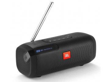 Přenosný reproduktor JBL Tuner Black  + ZDARMA MP3 přehrávač 4GB v ceně 499 Kč
