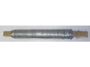 Drát vázací 0,6 mm x 30 m pozink