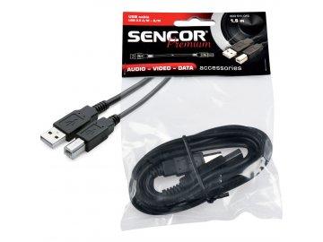 SCO 511-015 USB A/M-B/M TISKAR. P SENCOR