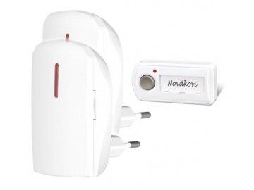 elektrobock zvonek bezdratovy sitovy bz11 21