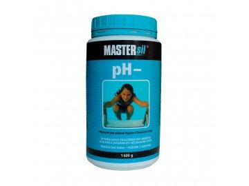 MASTERsil pH minus 1,6kg