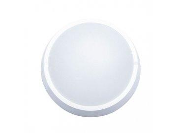 solight led venkovni osvetleni prisazene kulate ip65 18w 1350lm 4000k 22cm wo738