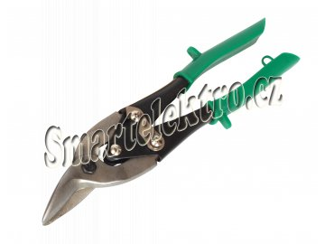 Nůžky na plech pravé PROFI