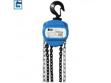 Řetězový kladkostroj 1000 kg